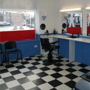 Barber shop Aberdeen