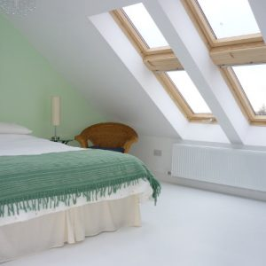 Milltimber attic bedroom