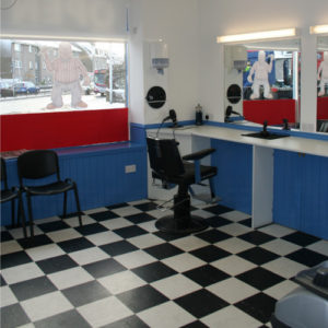 Barber shop Aberdeen