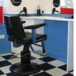 Barber shop refit Aberdeen