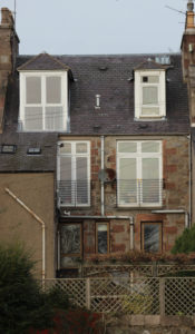 French doors, Aberdeen
