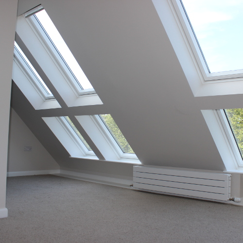 Seaview loft conversion