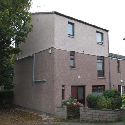 Bridge of Don, Aberdeen - second storey extension