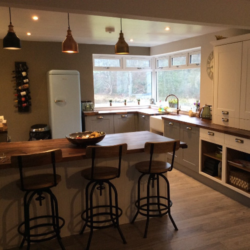 Oldmill Dyce - new kitchen